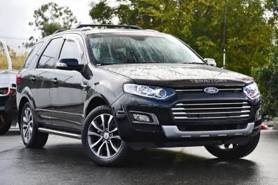 Ford Territory Titanium SZ MkII