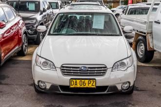 2008 Subaru Outback 3GEN MY08 Premium Pack Suv Image 3