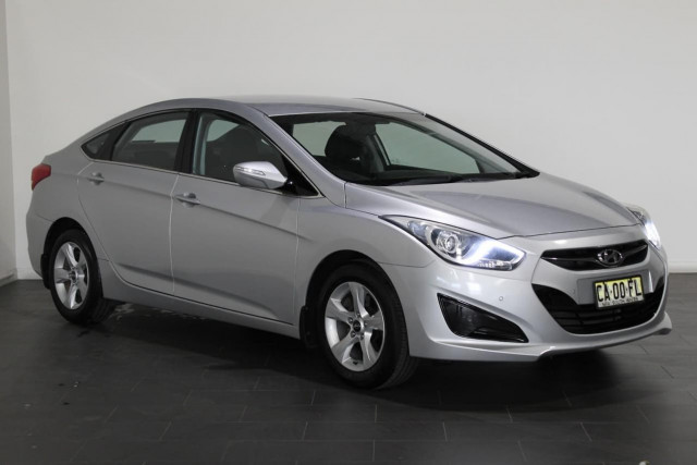 2014 Hyundai I40 VF2 Active Sedan Image 4