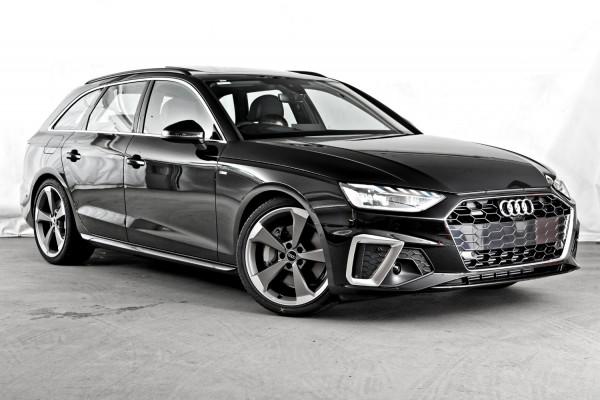 Audi A4 A 45 2.0L TFSI 183kW Quattro S line 7Spd
