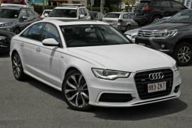 Audi A6 S Tronic Quattro 4G MY13
