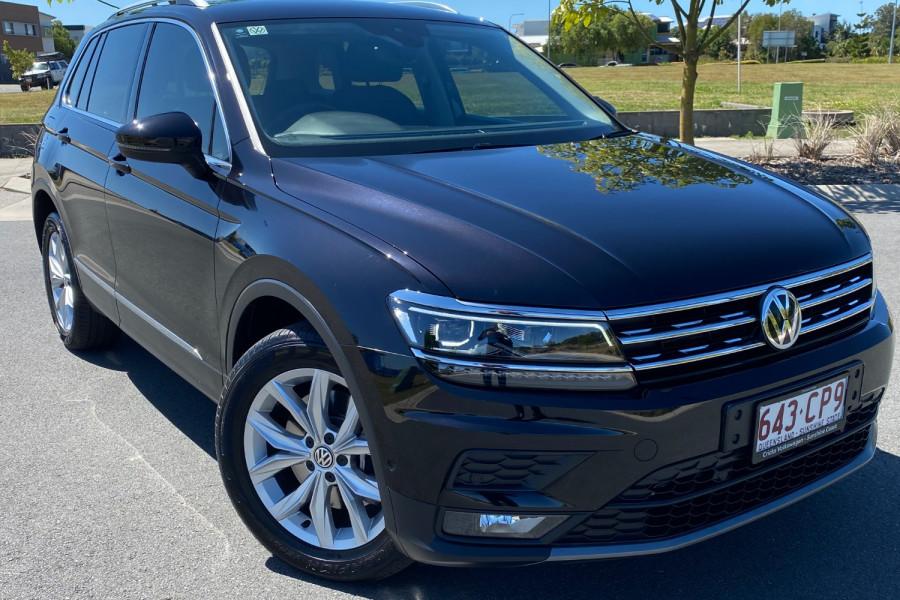 2019 Volkswagen Tiguan Comfrtline Image 1