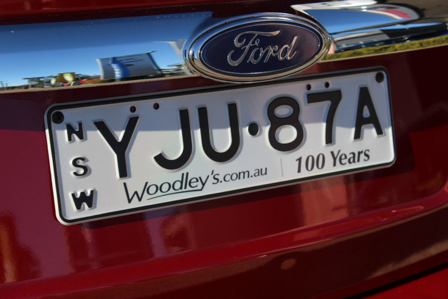 2010 Ford Falcon FG G6 50th G6 - 50th Anniversary Sedan