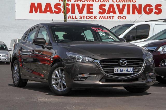 2017 Mazda 3 BN Series Maxx Hatchback