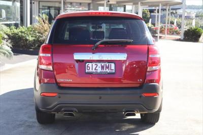 2017 Holden Captiva CG MY18 LTZ Suv Image 4