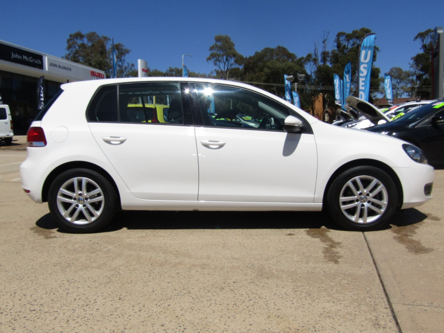 2012 MY12.5 Volkswagen Golf Hatchback Image 8