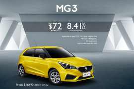 Nova MG Finance Offer