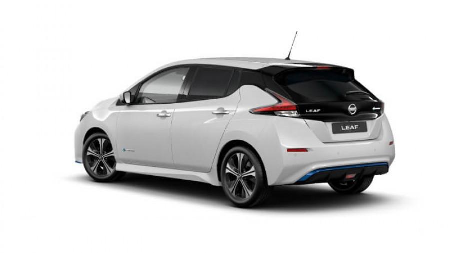 2021 Nissan LEAF ZE1 E Plus Hatchback Image 26