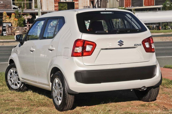 2019 MY18 Suzuki Ignis MF GL Hatchback Image 4