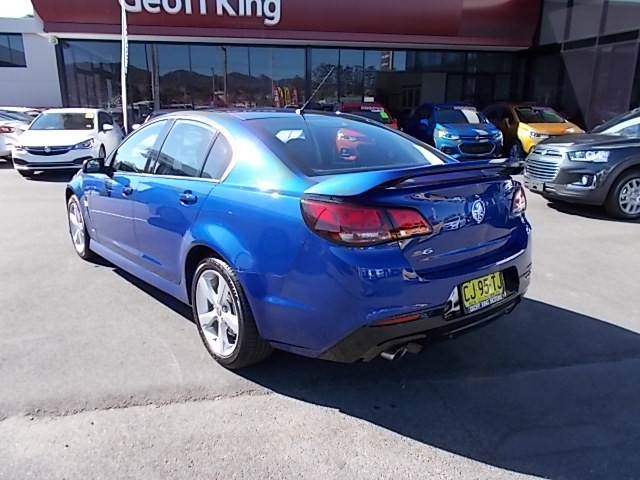 2016 Holden Commodore VF II SV6 Sedan