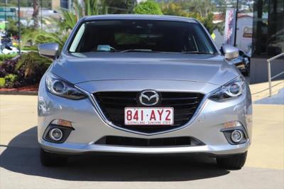 2015 Mazda 3 BM Series SP25 Astina Sedan Image 5