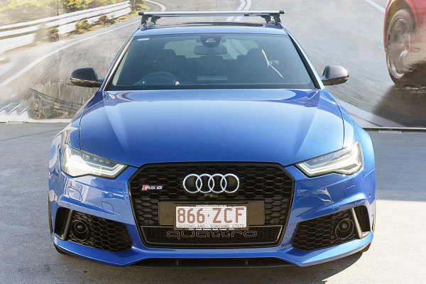 2014 MY15 Audi Rs6 4G MY15 A Wagon Image 3