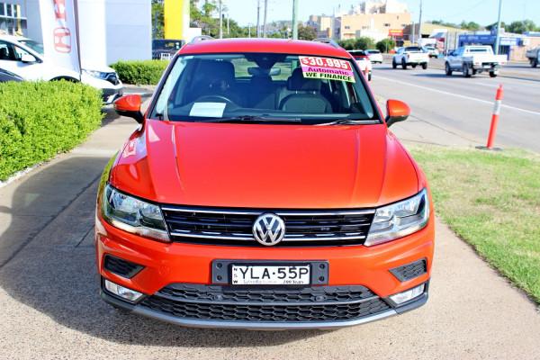 2016 MY17 Volkswagen Tiguan 5N  110TSI 110TSI - Comfortline Suv