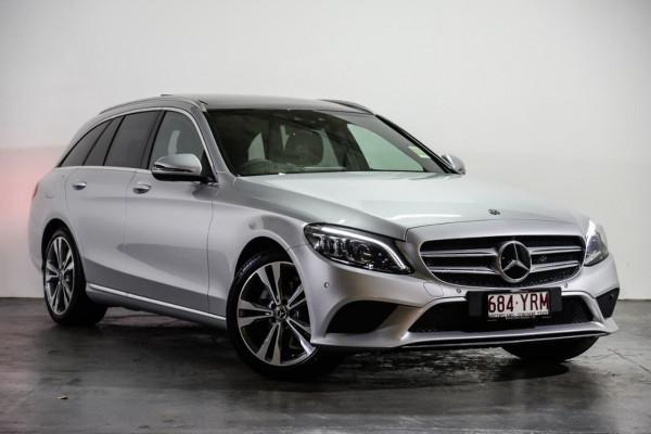 Mercedes-Benz C200 S205