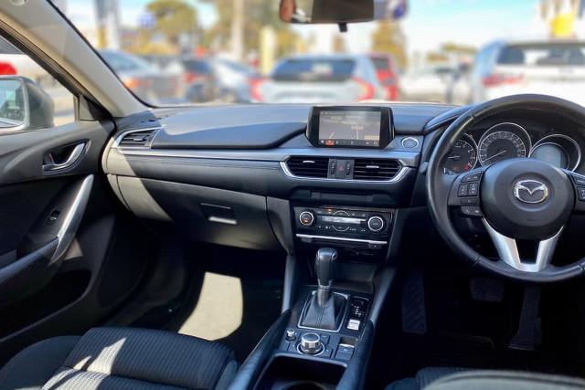 2015 Mazda 6 Sport