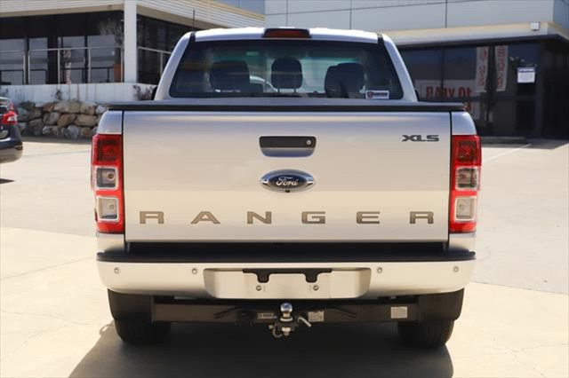 2018 Ford Ranger PX MkII MY18 XLS Utility Image 4