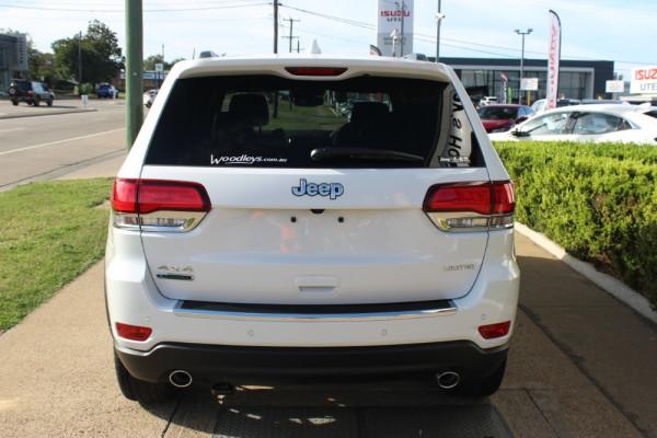 2019 MY20 Jeep Grand Cherokee WK Limited Suv