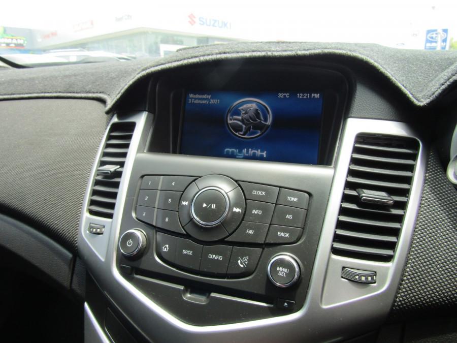 2015 Holden Cruze JH SERIES II MY15 EQUIPE Sedan Image 17