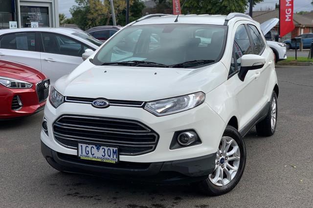 2015 Ford EcoSport Titanium 11 of 24