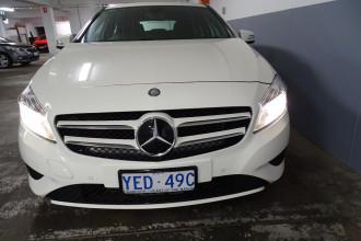 2014 Mercedes-Benz A-class W176 A180 Hatch