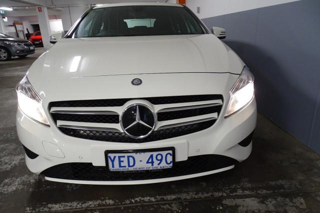 2014 Mercedes-Benz A-class A180