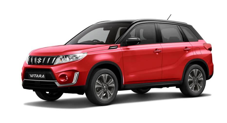 2020 MY19 Suzuki Vitara LY Series II Base Suv