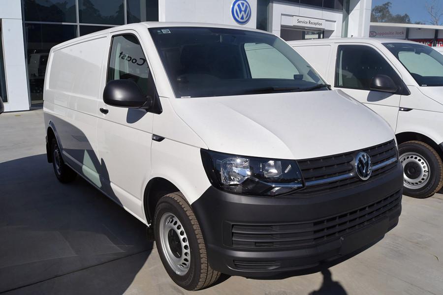 2019 Volkswagen Transporter T6 LWB Crewvan Van