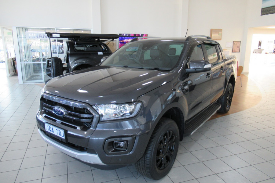 2019 MY19.75 Ford Ranger PX MKIII 2019.75MY WILDTRAK Utility