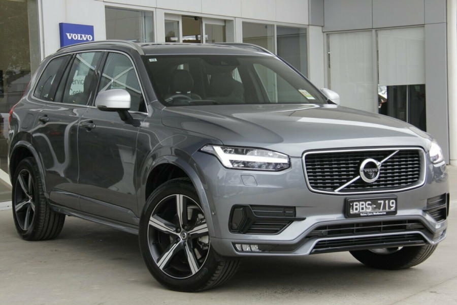 2018 Volvo XC90 L Series D5 R-Design Suv Mobile Image 1