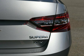 2018 MY19 Skoda Superb NP 206TSI 4x4 Sedan Sedan