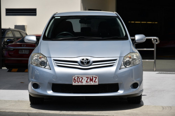 2010 Toyota Corolla ZRE152R MY10 Ascent Hatch Image 2