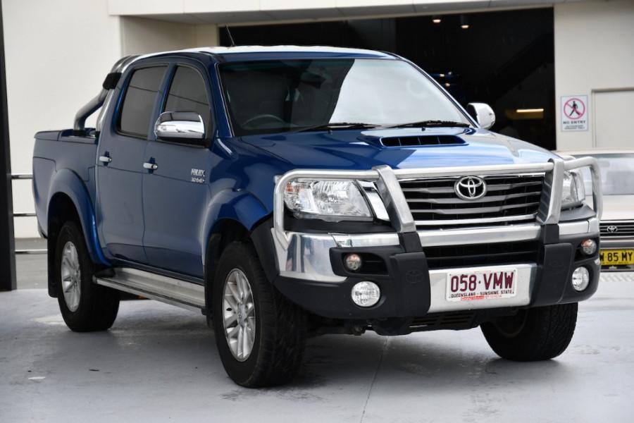 2013 MY14 Toyota HiLux KUN26R MY14 SR5 Ute
