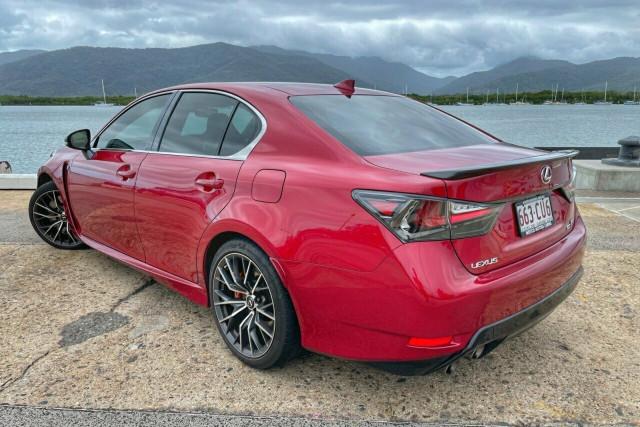 2018 Lexus GS GS F