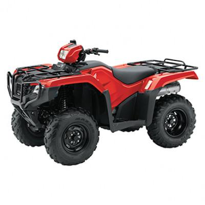 New Honda TRX500FM2