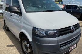 Volkswagen Transporter Crew T5