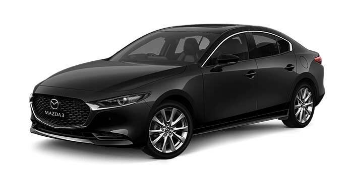 2019 Mazda 3 BP G25 Astina Sedan Sedan