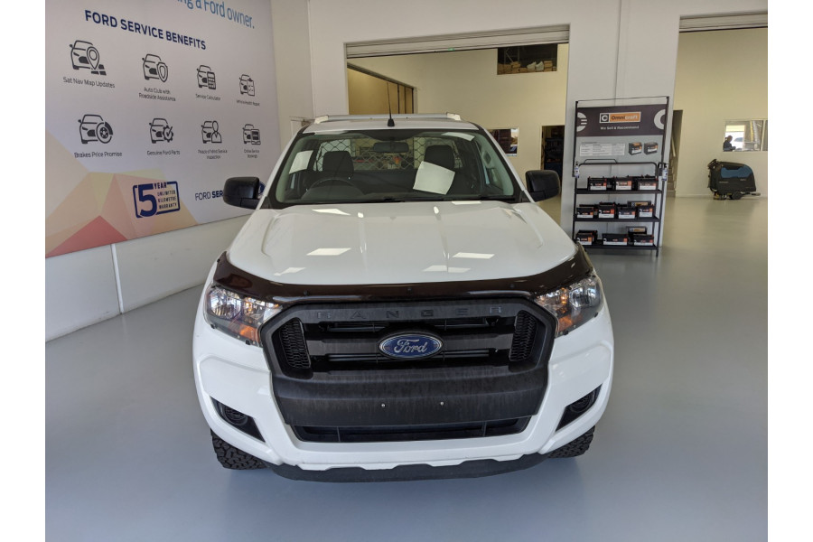2017 Ford Ranger PX MKII XL Cab chassis