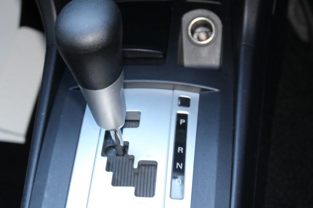 2010 MY11 Mitsubishi Lancer Hatchback