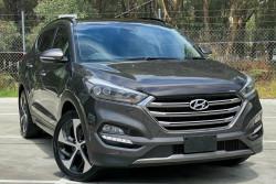 Hyundai Tucson Highlander D-CT AWD TLE