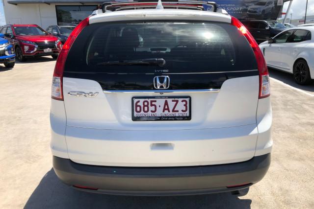 2013 Honda CR-V RM VTi Navi Suv Image 4