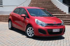 2012 Kia Rio UB MY12 S Hatch