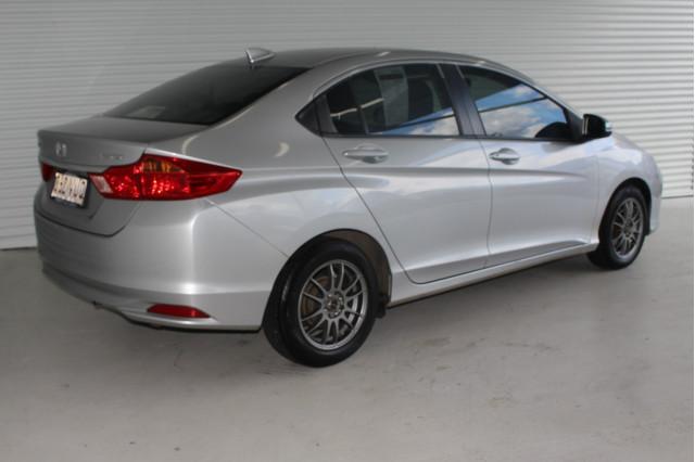2016 Honda City GM MY16 VTI Sedan