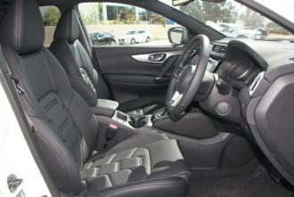 2018 Nissan QASHQAI J11 Series 2 Ti Wagon