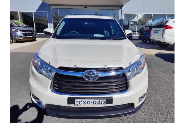 2014 Toyota Kluger GSU55R GXL Suv Image 2