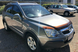 Holden Captiva 5 (4x4) CG MY10
