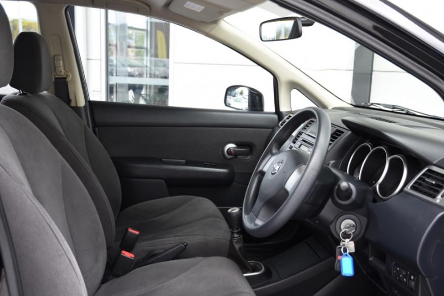 2007 Nissan Tiida C11 MY07 ST-L Hatch Image 10