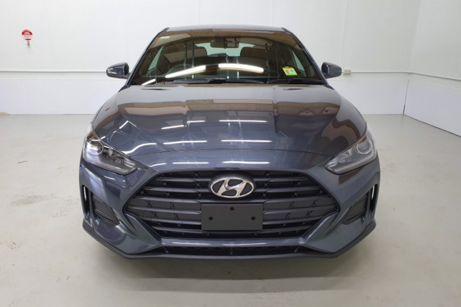 2019 MY20 Hyundai Veloster JS Veloster Coupe Image 7