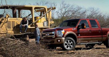 F-Truck 250 King Ranch