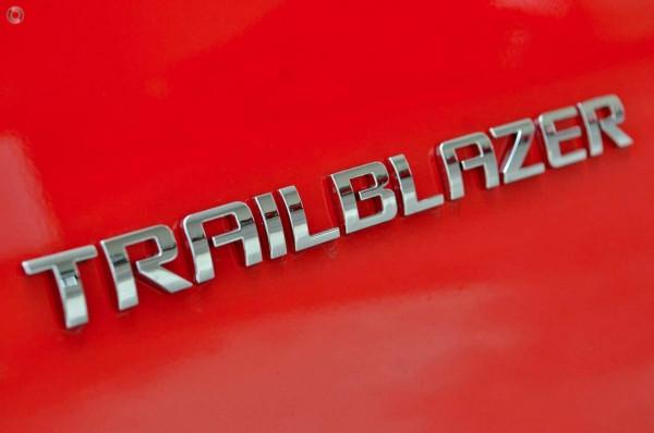 2020 Holden Trailblazer RG LTZ Suv Image 5