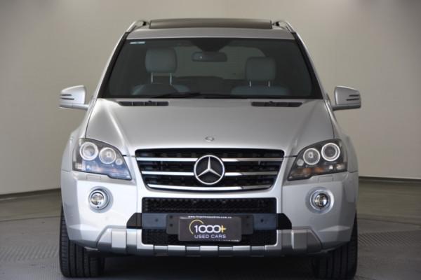 2011 Mercedes-Benz Ml350 W164 MY10 ML350 Wagon Image 2